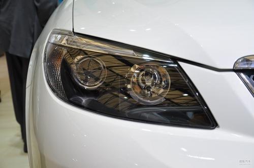 比亚迪S6 上海车展实拍