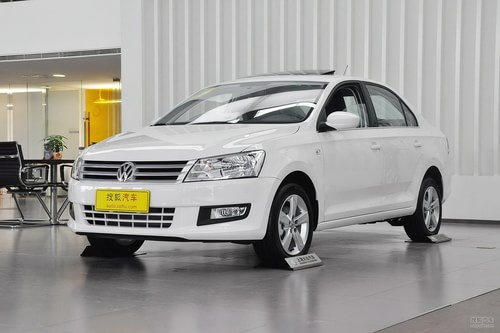 2013款全新桑塔纳1.6L手动豪华版