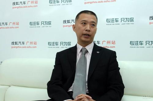 海马汽车销售公司总经理 吴刚