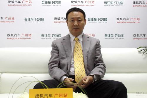 浙江吉利控股集团副总裁 兼销售公司总经理 刘金良