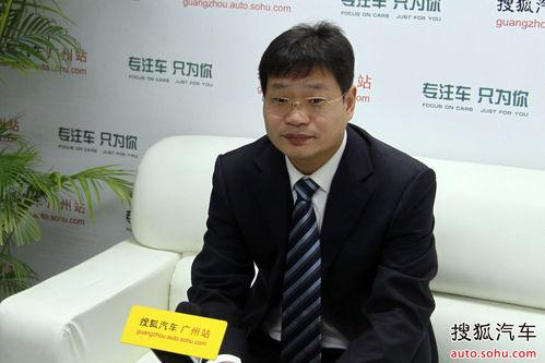 郑州日产汽车有限公司市场部部长 郭红军