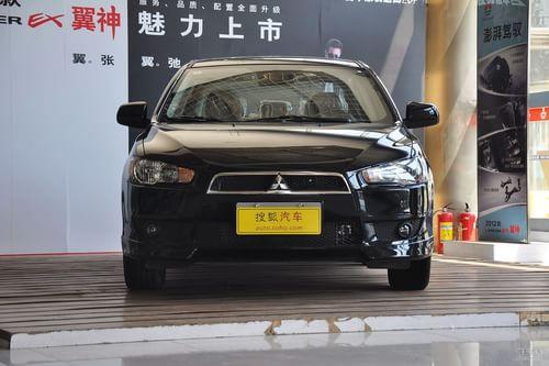2012款三菱翼神1.8L CVT致尚版豪华型