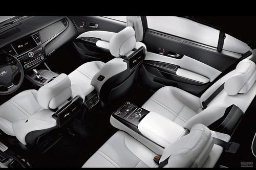 起亚k9明年四季度引入 新佳乐二季度上市 搜狐汽车高清图片