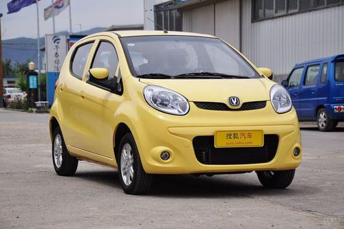2012款长安奔奔mini 1.0L IMT导航版