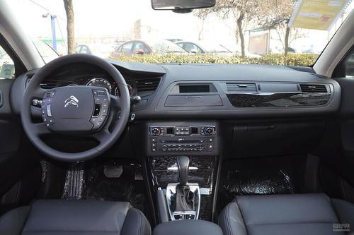 2013款雪铁龙C5 2.3L手自一体尊驭型