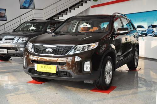 2013款起亚索兰托2.4GDI 5座汽油豪华版 国V
