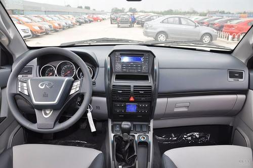 2012款威麟X5 2.0T两驱精英型