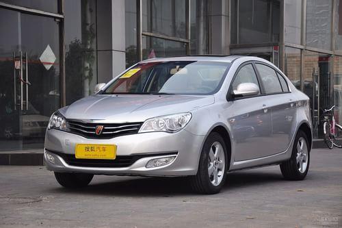 2011款荣威350 PLUS 1.5L手动讯驰版