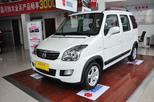 2013款铃木北斗星X5 1.4L手动巡航型