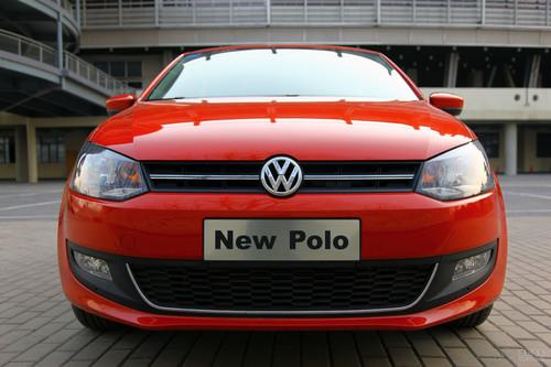 大众 Polo两厢 实拍 外观 图片