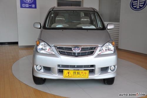 2009款森雅M80 1.5L自动豪华型