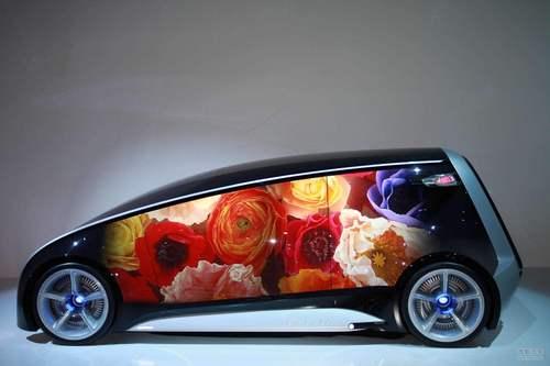 丰田Fun-Vii概念车 东京车展实拍