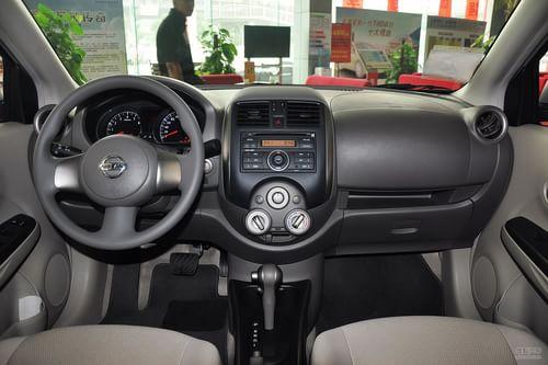 2011款日产阳光1.5XE CVT豪华版到店实拍