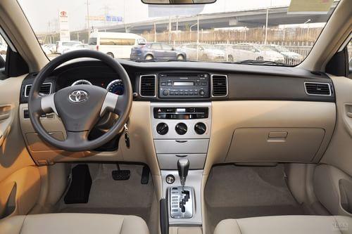 2013款一汽丰田花冠EX1.6L自动豪华版