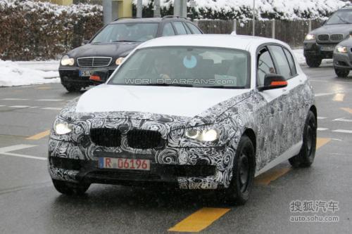 明年三月日内瓦首发宝马将推出1系GT车型