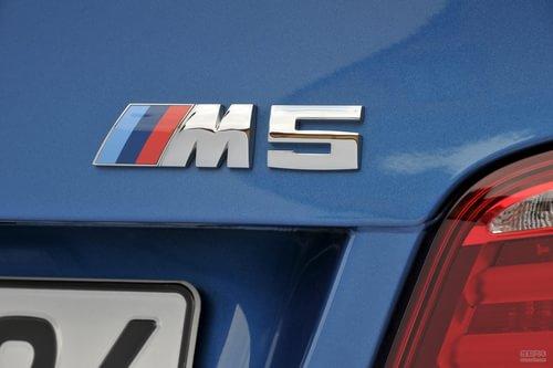 宝马 M5 实拍 外观 图片
