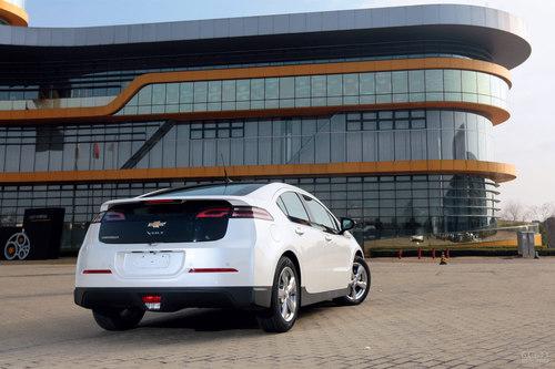 《中国汽车画报》试驾雪佛兰沃蓝达