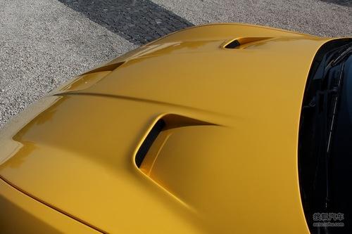 玛莎拉蒂 GT 实拍 改装 图片