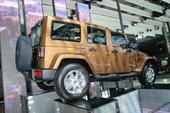 Jeep吉普牧马人70周年特…