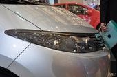 比亚迪M6 上海车展实拍