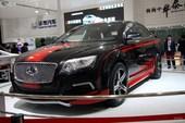华泰汽车B21上海车展实拍