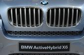 BMW X6混合动力 上海车…