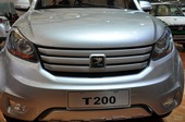 众泰T200 上海车展实拍