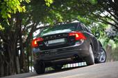 2011款沃尔沃S60试驾