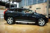 沃尔沃XC60 上海车展实拍