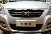 众泰T300 上海车展实拍