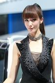 奔驰3号车模 2012北京车展实拍