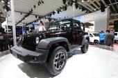 Jeep牧马人两门版