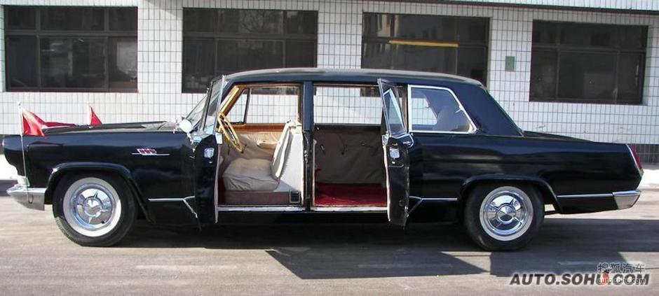 60年中国轿车回忆录--红旗轿车-谍照趣图-搜狐汽车