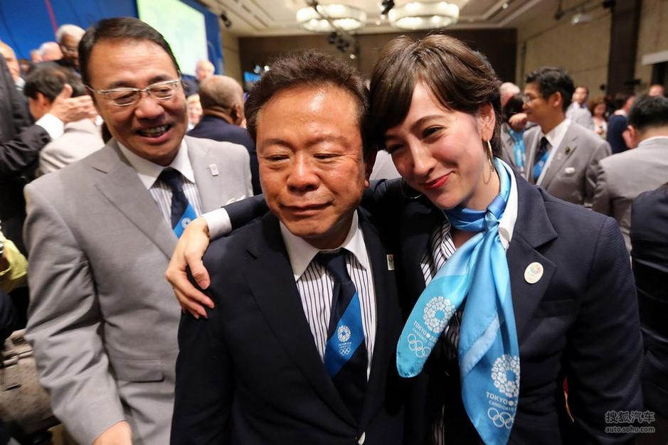 日本申奥大使被曝40分钟不雅视频 失身欧洲猛