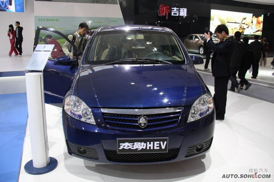 以节能环保之名 国内市场混合动力车型连连看 16 74高清图片