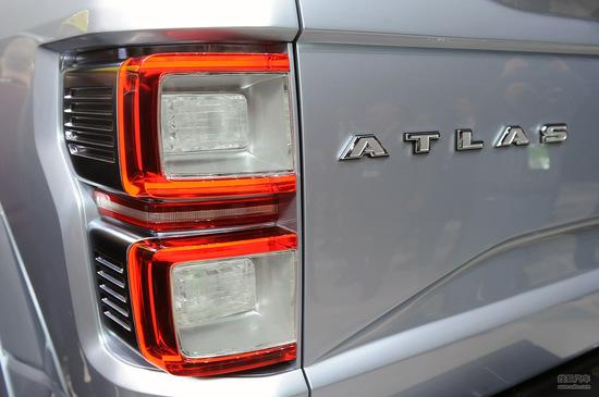 福特 Atlas 实拍 外观 图片