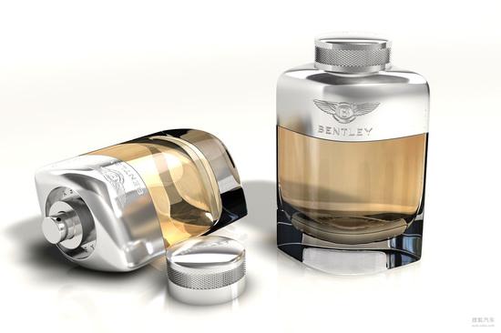 限量定制宾利顶级水晶限量香水