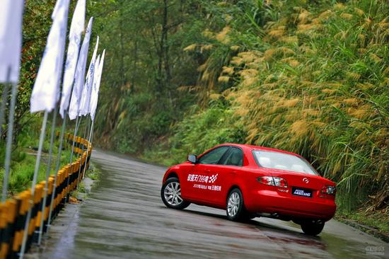 马自达 Mazda6 实拍 图解 图片
