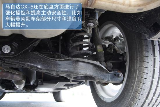 马自达 CX-5(进口) 实拍 图解 图片