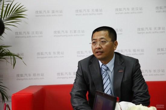 汪伟 长城汽车技术中心股份副总裁