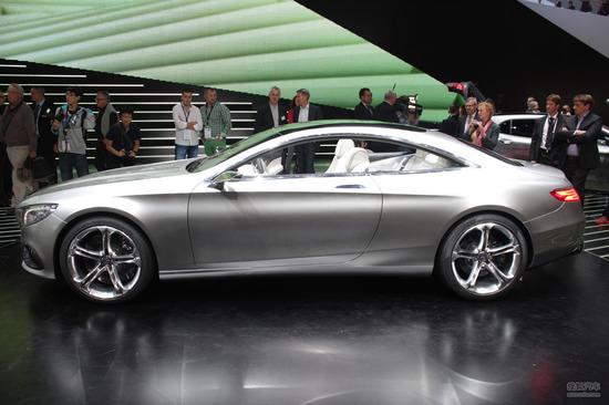 奔驰S级coupe 豪华双门跑车