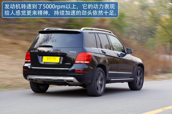 北京奔驰glk300价钱 北京奔驰glk300油耗价钱 高清图片