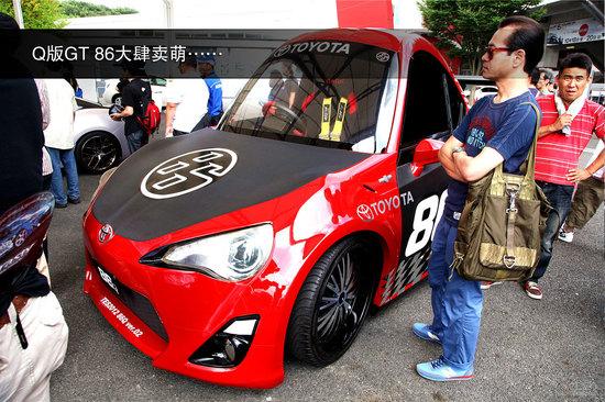 丰田新款ae86_东京漂移与改装 带你了解日本的汽车文化-搜狐汽车