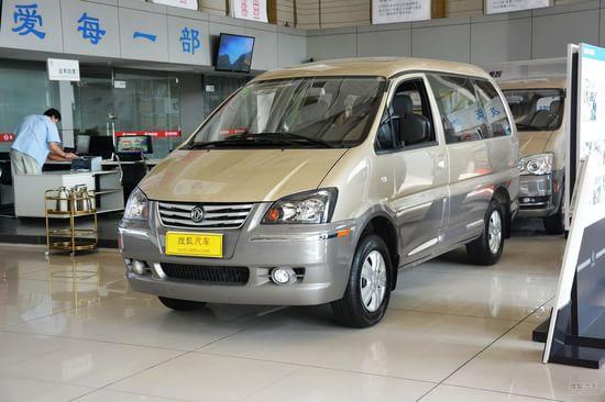 济南利航菱智m3标准型 买车就送保险优惠高清图片