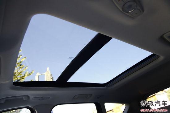 福特 翼虎 实拍 图解 图片