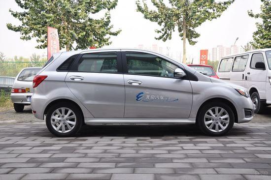 北京汽车 E系列两厢 实拍 外观 图片