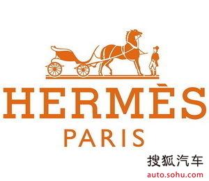 h字型:对于现在夸张的logo名牌流行风,hermes也不那么含蓄了.图片