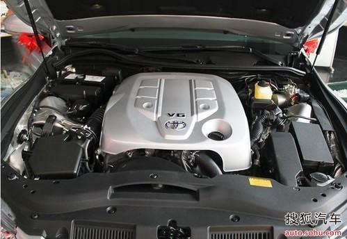 > 正文  锐志搭载两款动力总成,分别是丰田5gr-fe v6全铝发动机和3gr
