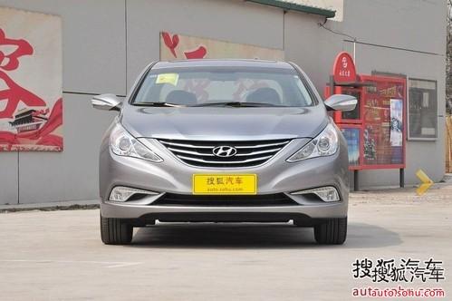 第八代索纳塔作为北京现代旗下的中高级轿车