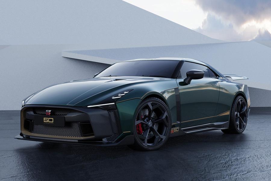 日产 GT-R